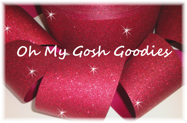 "3"" OOAK * SUPER SPARKLE * GLITTER SOLID CHEER MAROON  - 2 2/3 YARDS"