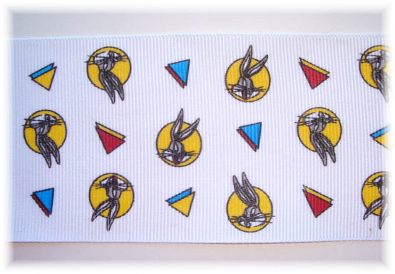 2 1/4 LICENSED LOONEY TUNES BUGS BUNNY - 5 YARDS
