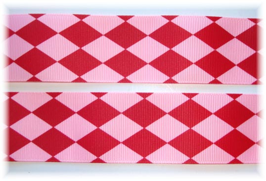 1.5 RED PINK JESTER - 5 YARDS