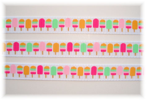 3/8 POPSICLE PARTY BEACH  - 5 YARDS