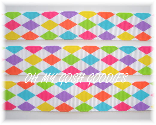 7/8 JOLLY JESTER BRIGHT - 5 YARDS