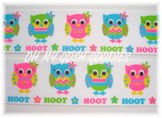 1.5 SO CUTE HOOT OWL - 5 YARDS