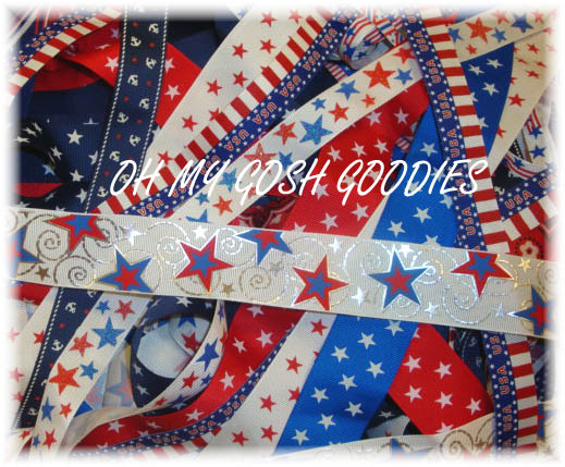 GOODY BAG  PATRIOTIC - 50+ YARDS