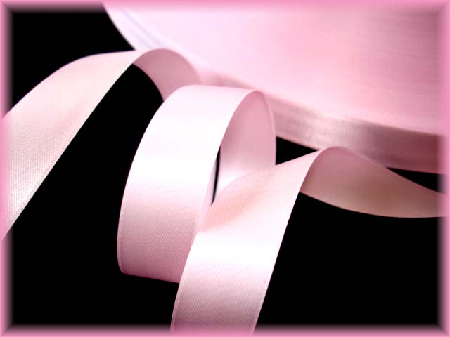 5/8 EASTER OFFRAY PINK SATIN - 5 YARDS