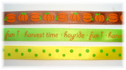 3/8 BITTY HARVEST TRIO - 3 YARDS