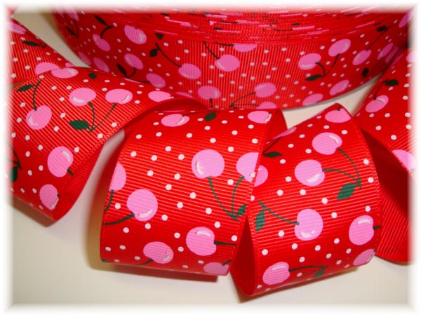 1.5 SALE SO VERY CHERRY RED - 5 YARDS