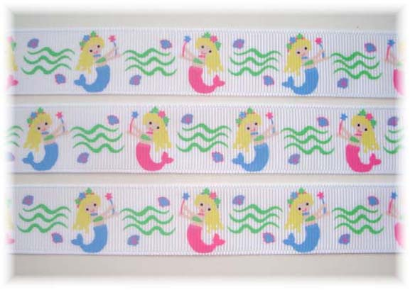 7/8 MERMAID MAGIC WHITE - 5.5+ YARDS