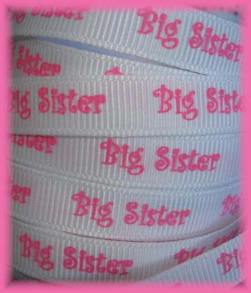 3/8 OOAK BIG SISTER - 5 YARDS