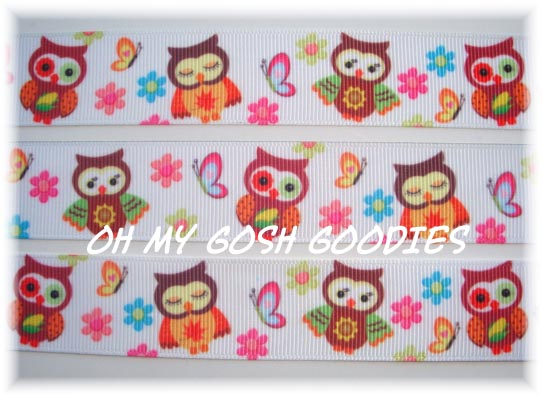 7/8 WHAT A HOOT OWLS - 5 YARDS