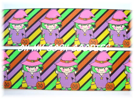 1.5 BABY WITCHY POO BLACK - 5 YARDS