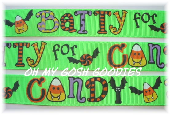 7/8 BATTY FOR CANDY - 5 YARDS