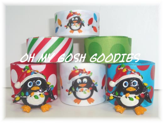 PENGUIN LIGHTS RIBBON MIX