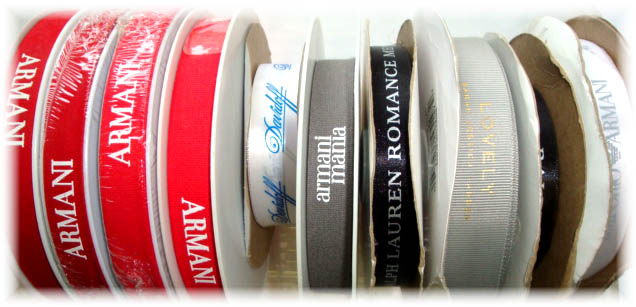 GOODY BAG OOAK LICENSED FRAGRANCE RIBBONS ARMANI LOVELY - 400 YARDS