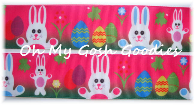 1.5 EASTER BUNNY DELIGHT - 5 YARDS
