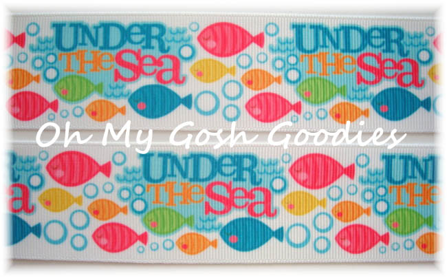 1.5 UNDER THE SEA - 5 YARDS