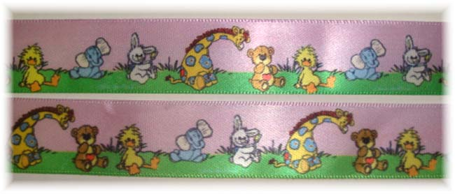 7/8 SUZYS ZOO JUNGLE BABIES - 3 YARDS