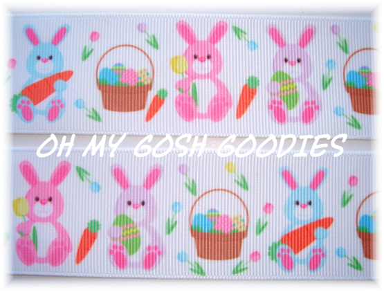 1.5 OOAK SOME BUNNY LOVES YOU - 3 YARDS