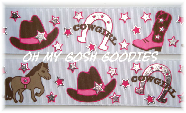 1.5 OOAK BOOTS BLING COWGIRL THING - 3 YARDS