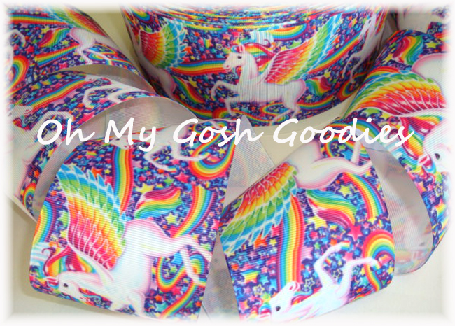 "3"" UNICORN FANTASY - 5 YARDS"