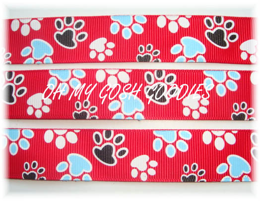 7/8 SURFER DOG PAWS - 5 YARDS