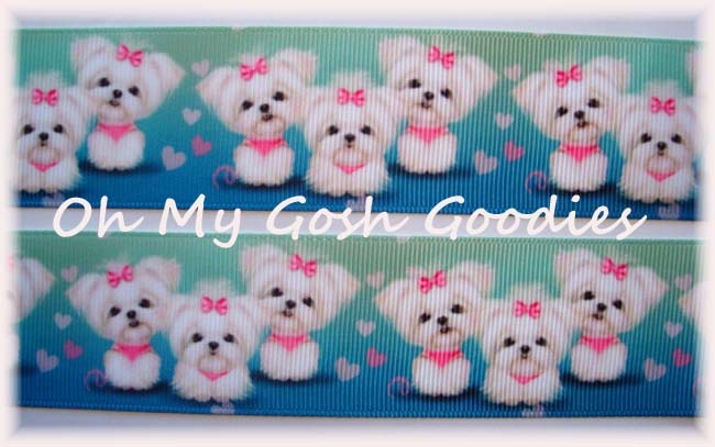 1.5 DESIGNER BABY PUPS - 5 YARDS