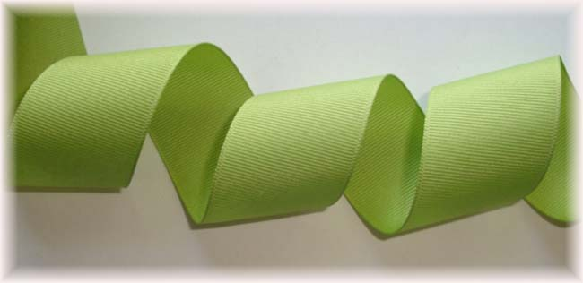 "1.5"" OOAK SOLID OFFRAY LIME JUICE - 5 2/3 YARDS"