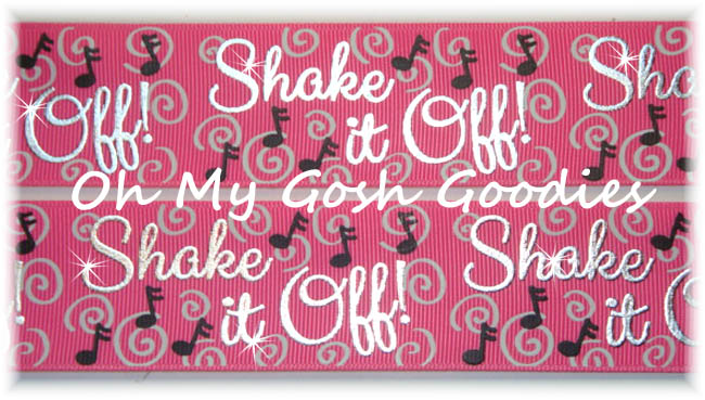 1.5 SHAKE IT OFF SWIRL BLING - 5 YARDS