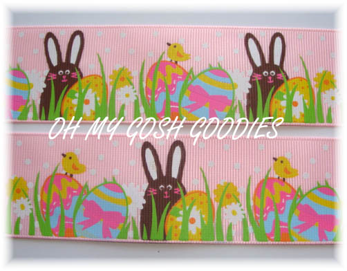 1.5 EASTER BUNNY SURPRISE - 5 YARDS