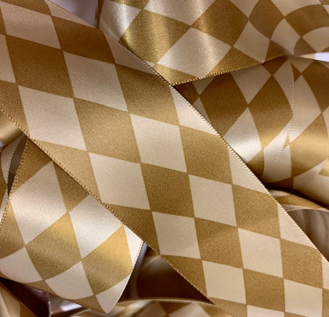 1.5 SALE VENUS GOLD JESTER SATIN - 5 YARDS
