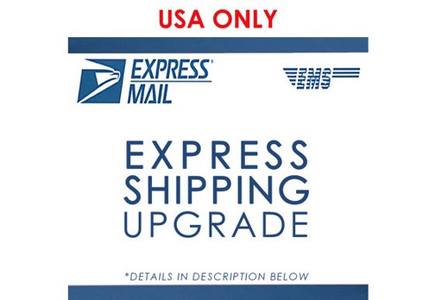 EXPRESS MAIL SHIPPING UPGRADE