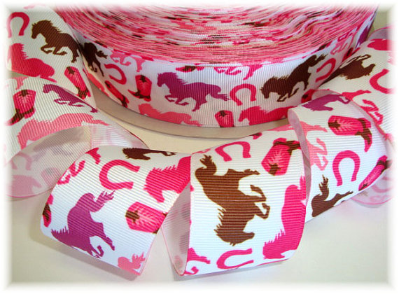 1.5 GIDDY UP COWGIRL PINK - 5 YARDS